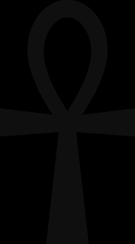 Ankh Symbol Immortality Wikipedia Umbra Aesthetic Pinterest