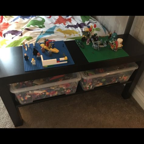 Tv Kast Ikea Lack.Ikea Lack Tv Bench 9 Used As Lego Table David Ikea Tv Table