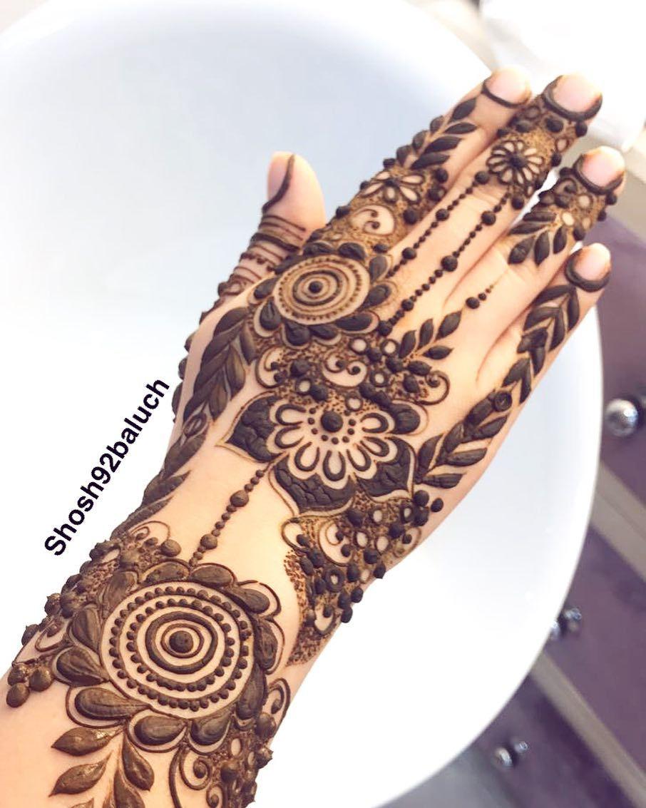 792 Likes 3 Comments شيدة البلوشي Henna Artist Shosh92baluch On Instagram Henna Mehndi Designs Henna Mehndi