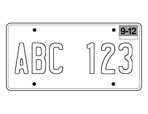 wiringpi license plates