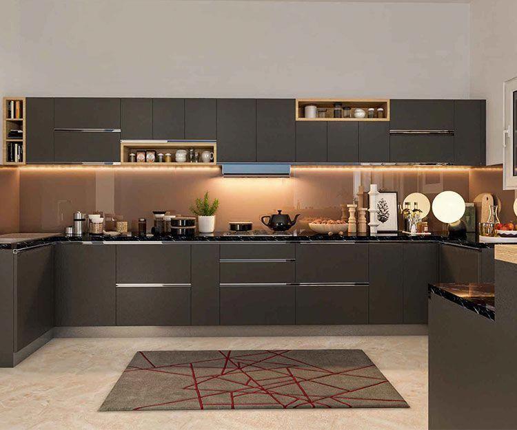 Modular Kitchen Magnon India Best Interior Designer In Bangalore Top Kitchen Interior Design Modern Interior Design Kitchen Modern Kitchen Cabinet Design