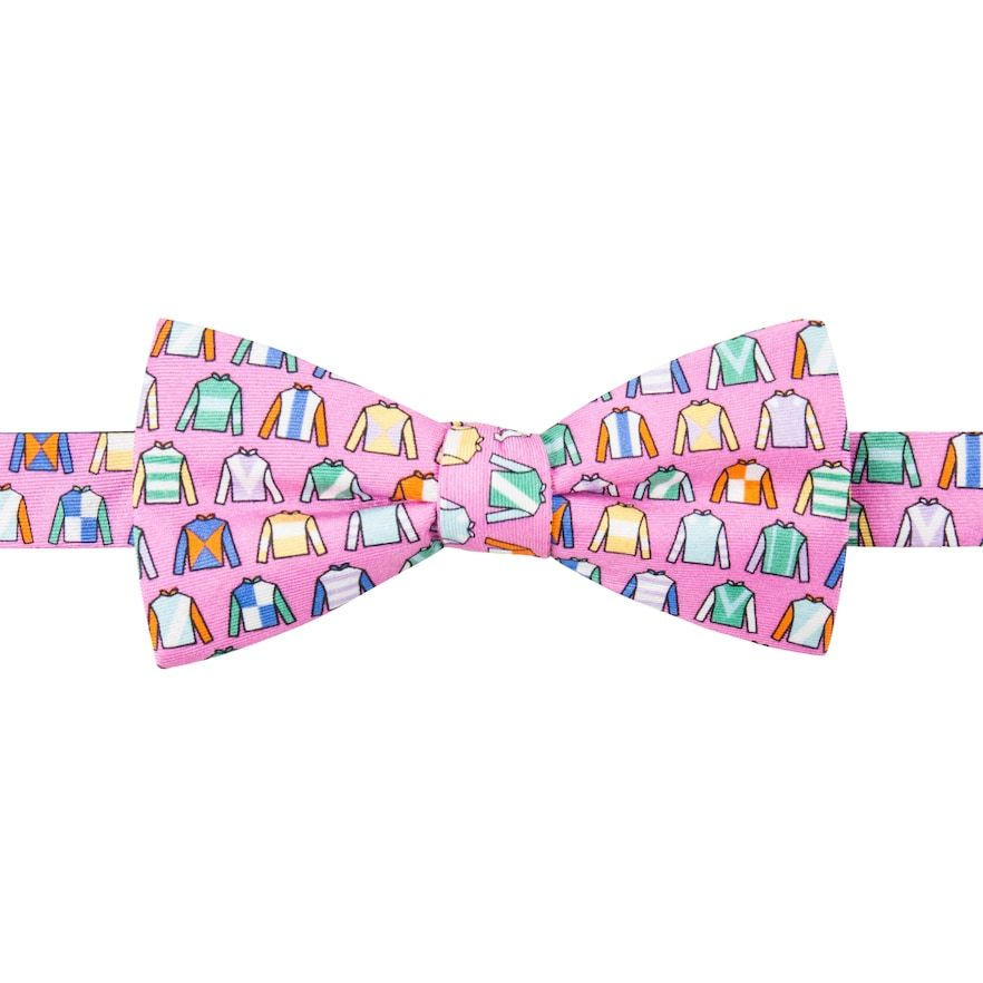 531506d467ba Men's Chaps Patterned Pre-Tied Bow Tie, Pink in 2019 | Products ...