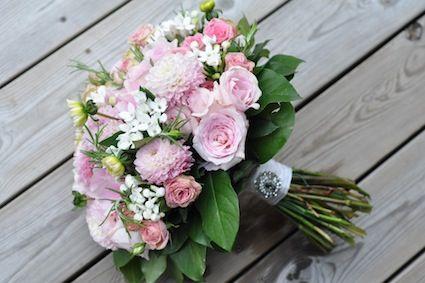 0457fa8fa706 BILD och PRIS på er brudbukett! | Bouquets | Bukett bröllop, Blommor ...