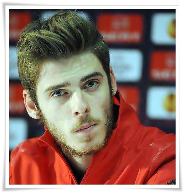 Cool David De Gea Hairstyles Visit To Our Site For More Images Manchester United Team Manchester United Football Club