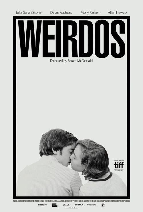 US uma folha para ESQUISITOS (Bruce McDonald, Canadá, 2016) em Cinema