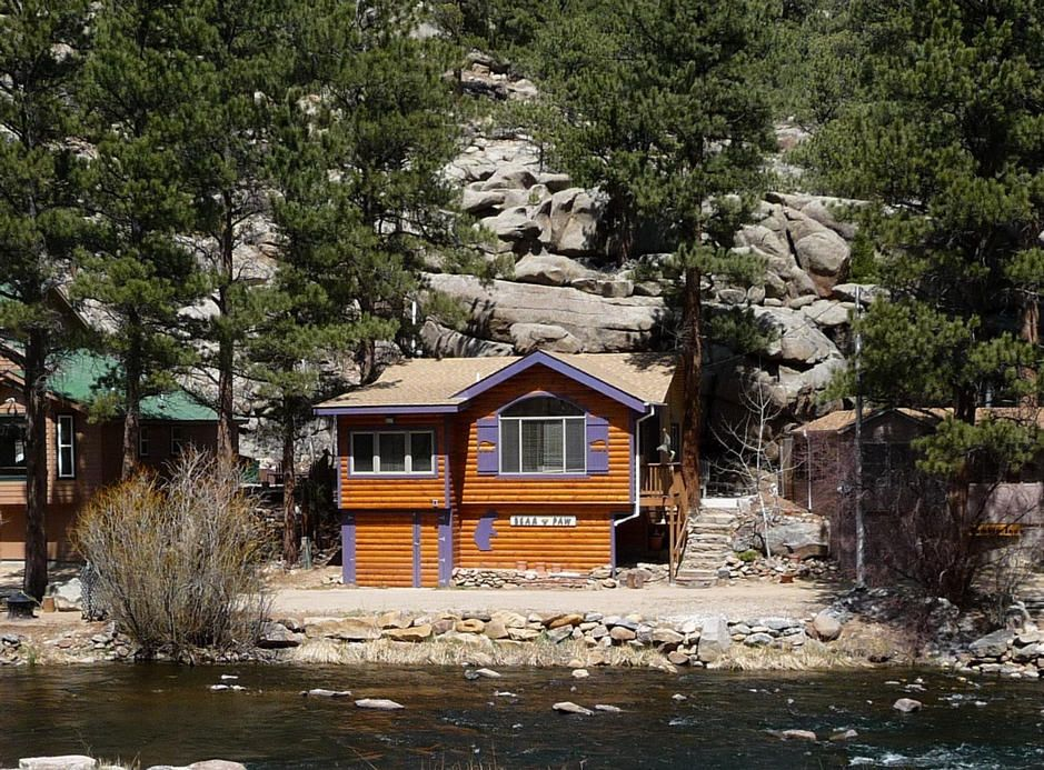We take relaxation to its highest peak! Estes park