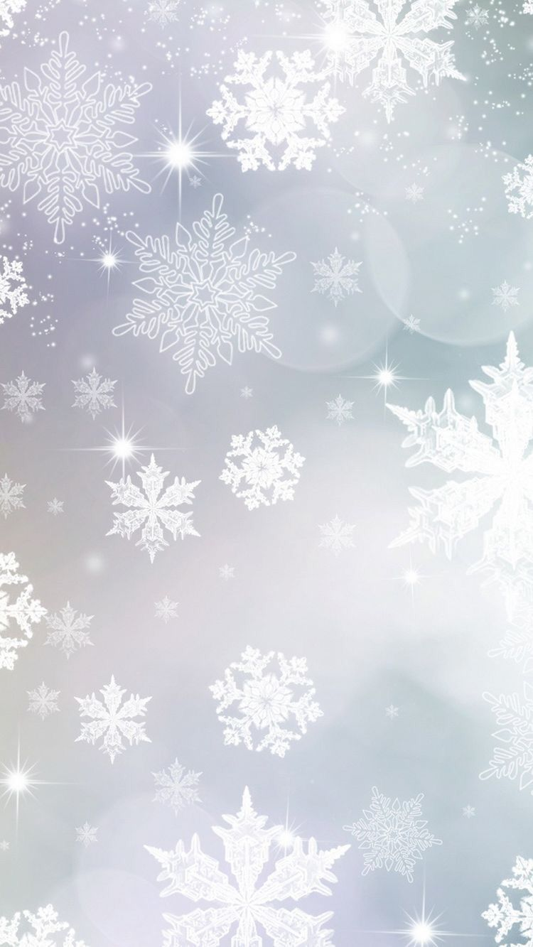 Snow Sparkles Screensavers For My Phone Pinterest Iphone