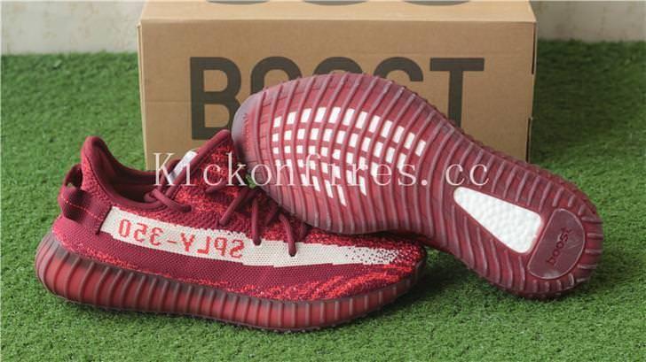 a8223b48c9b Adidas Yeezy Boost 350 V2 Red Zebra Sample