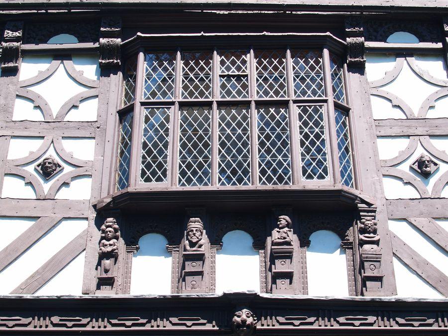 Glorious Twelfth How To Make A Tudor Casement Window Part I Casement Windows Window Construction Casement