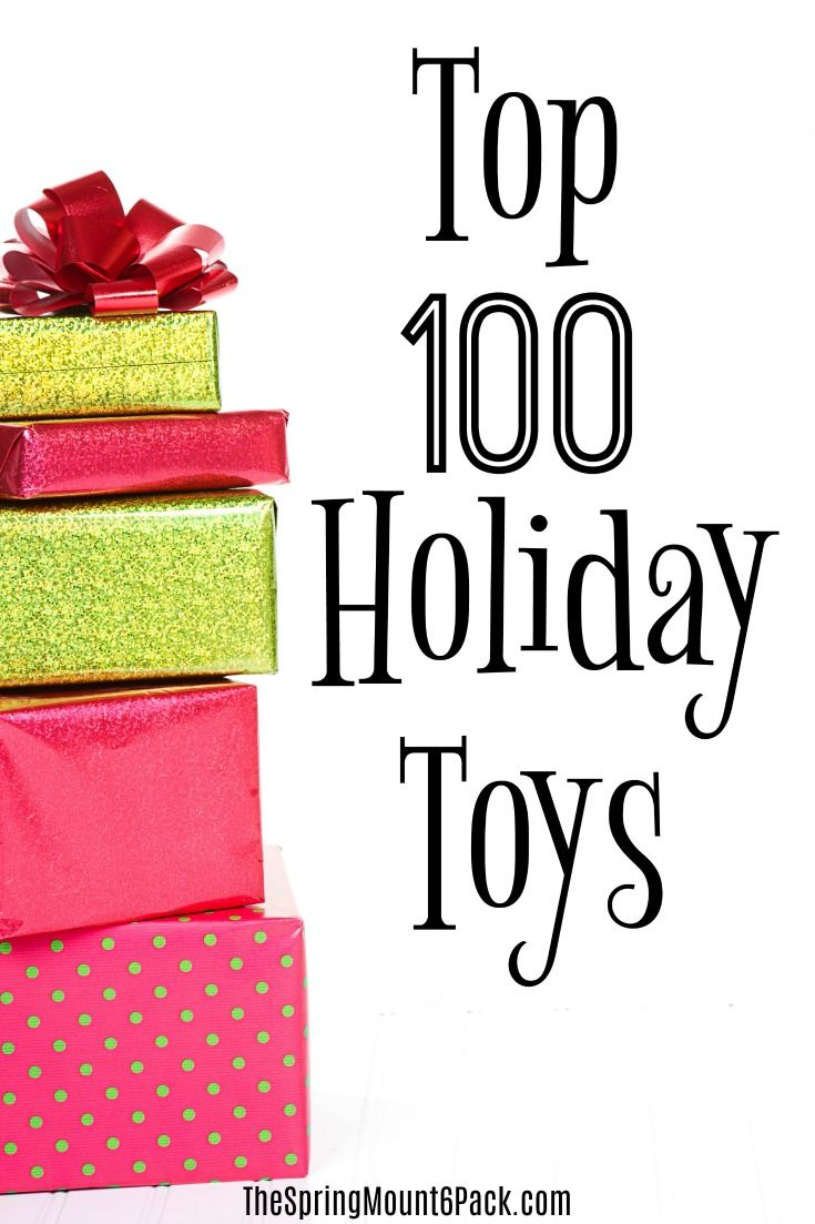 Top 100 Holiday Toys This Holiday Season | Gift ideas | Pinterest ...