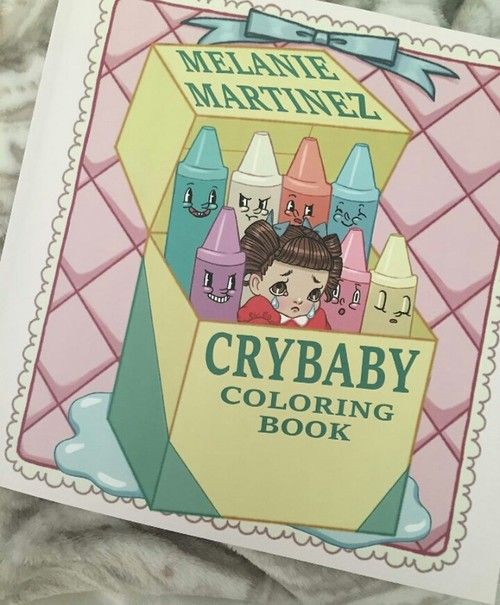 Imagen De Cry Baby And Melanie Martinez ‏ Cry Baby Coloring Book, Melanie  Martinez Coloring Book, Cry Baby
