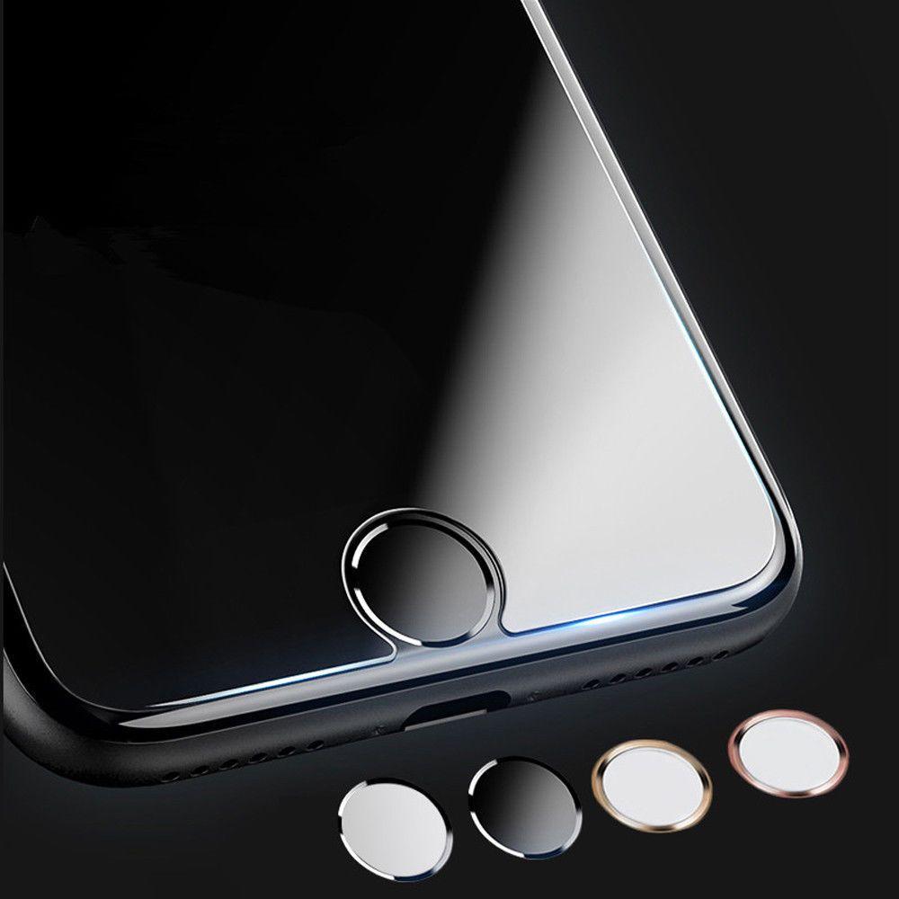 online retailer e3a16 3a9f9 $0.99 - Metal Touch Id Home Button Sticker Support Fingerprint Touch ...
