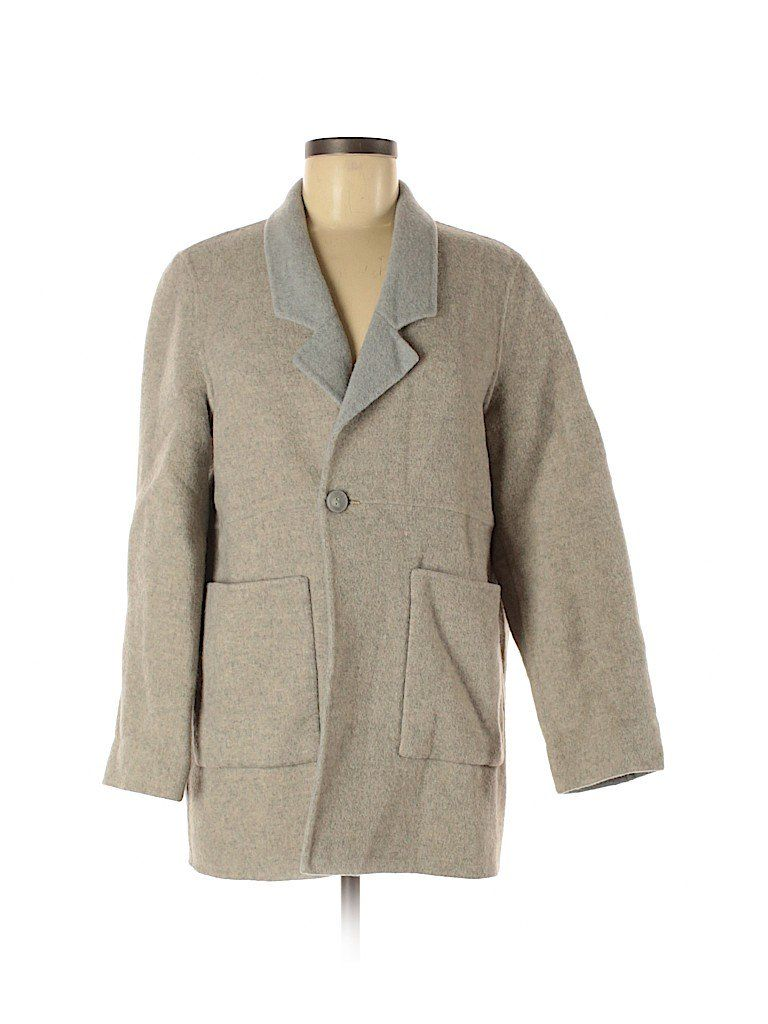 Check It Out Eileen Fisher Wool Coat For 68 99 On Thredup Eileen Fisher Outerwear Women Wool Coat [ 1024 x 768 Pixel ]