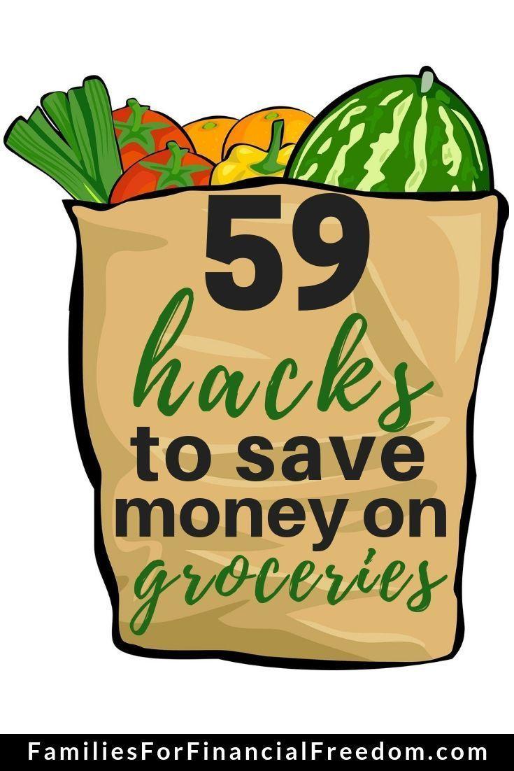 59 Tipps, die Sie wissen müssen, um Ihr Lebensmittelbudget zu halbieren!   – Saving on Groceries