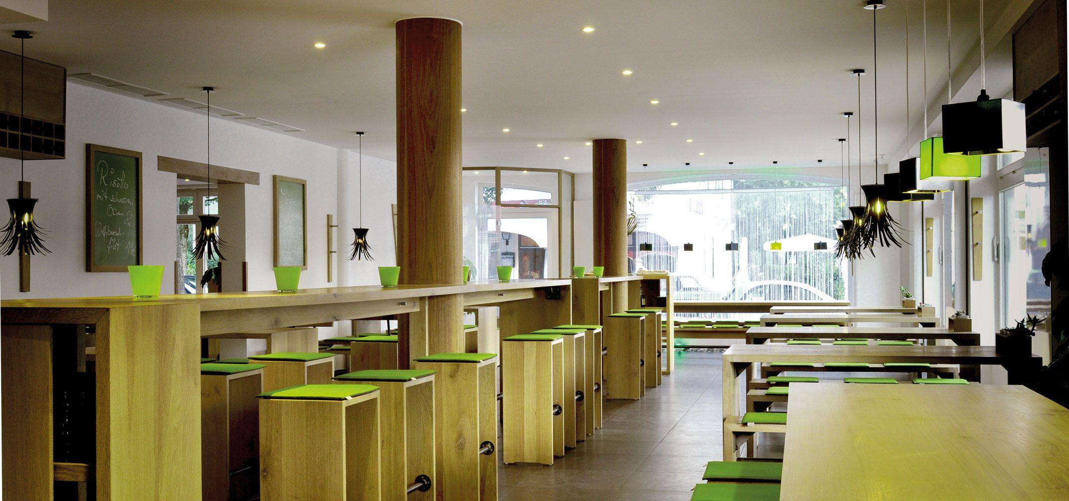 Verde - modern mediterranes Restaurant in Prien am Chiemsee | Verde - modern mediterran restaurant in Prien (Germany)