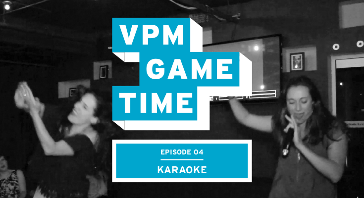 """In """"VPM Game Time"""" episode 04, meet some of Manhattan's ultimate performs in the NYC Karaoke League. Dressed head to toe as Princess Leia, watch Erin and her Star Wars entourage belt out Nicki Minaj and Whitney Houston classics as they battle in true New York fashion for that number one spot."""