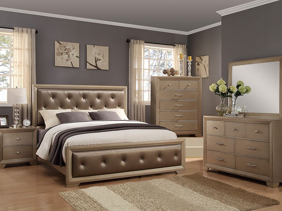 Check Out The Deal On Fontaine King Bedroom Set At Rothman Furniture