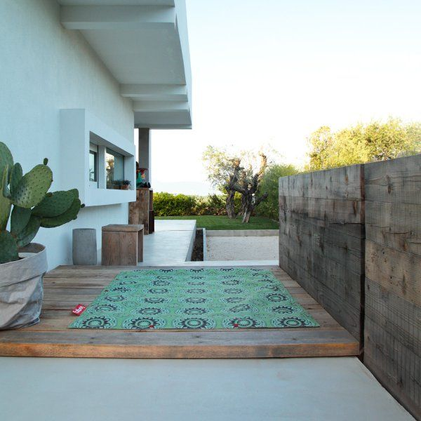Casablanca Wohndesign: Fatboy Outdoor-Teppich Flying Carpet Casablanca Turquoise