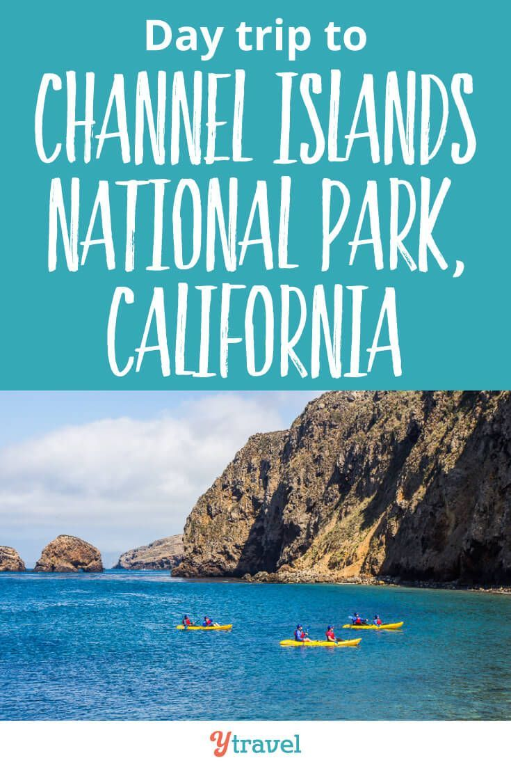Day Trip to Visit Channel Islands National Park, California (it's magic!)