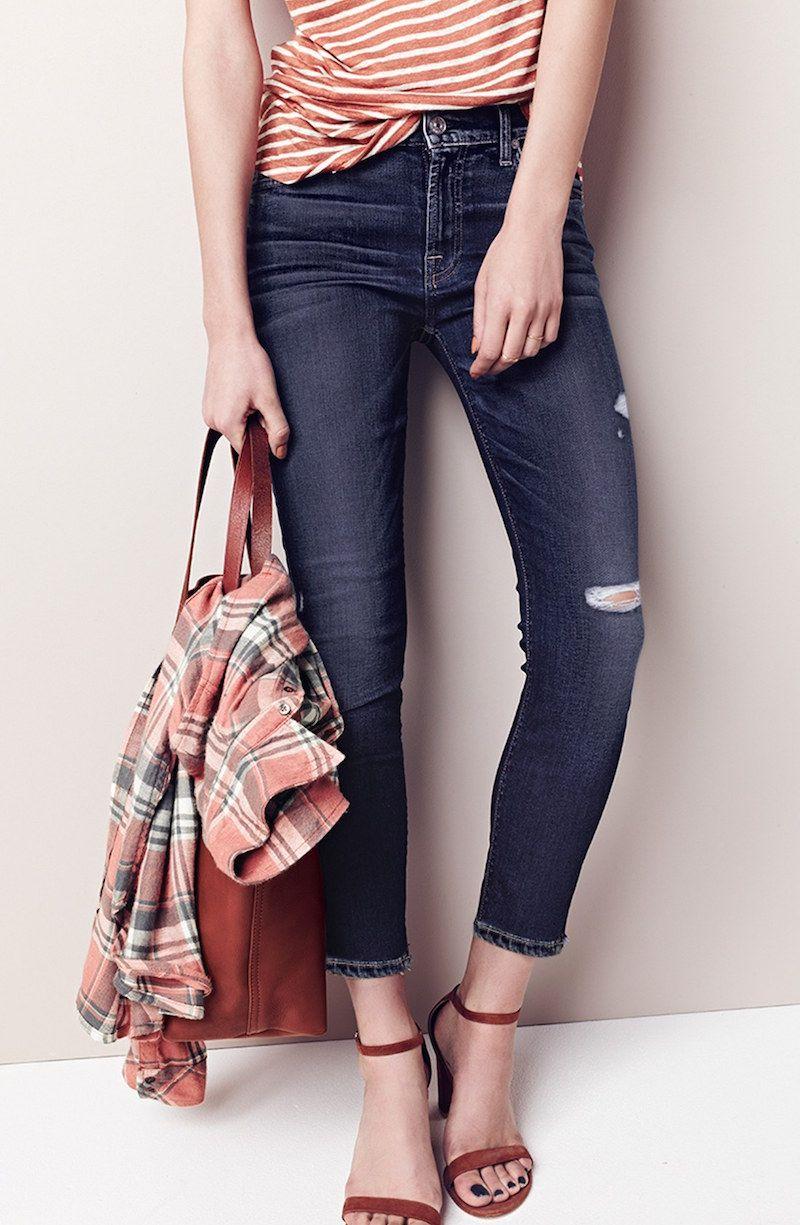 Paige Denim Transcend Verdugo Ultra Skinny Jeans