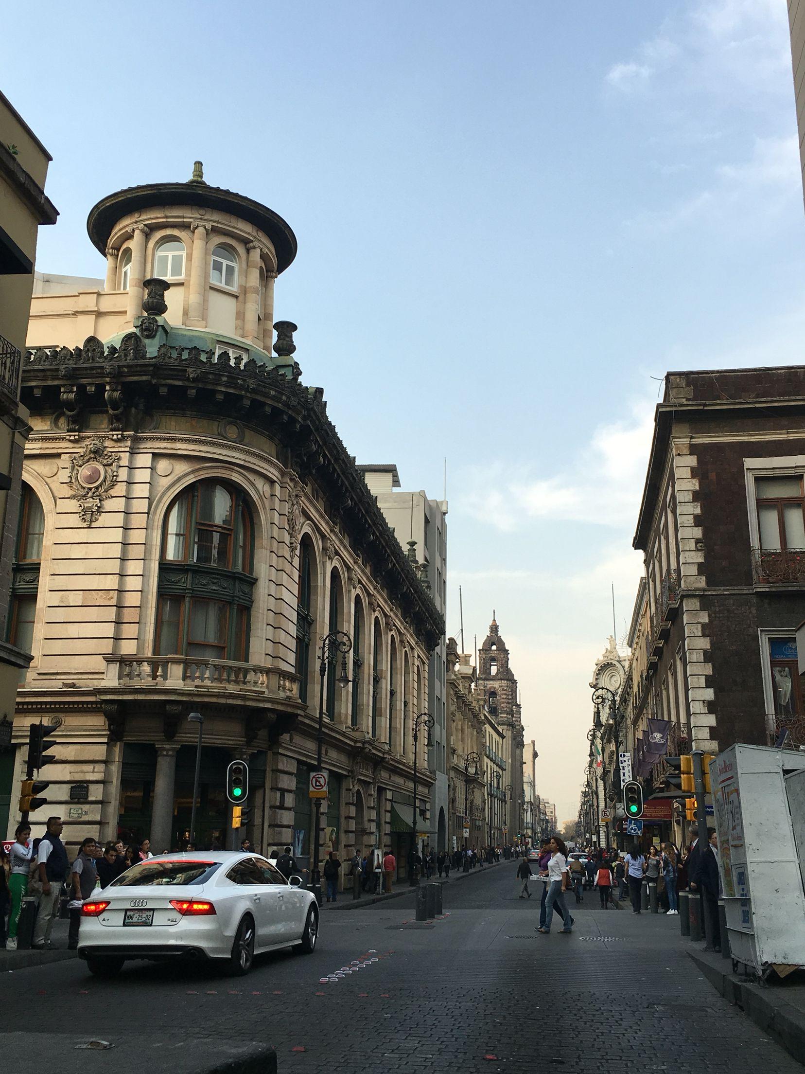 Downtown Mexico City Mexico City City