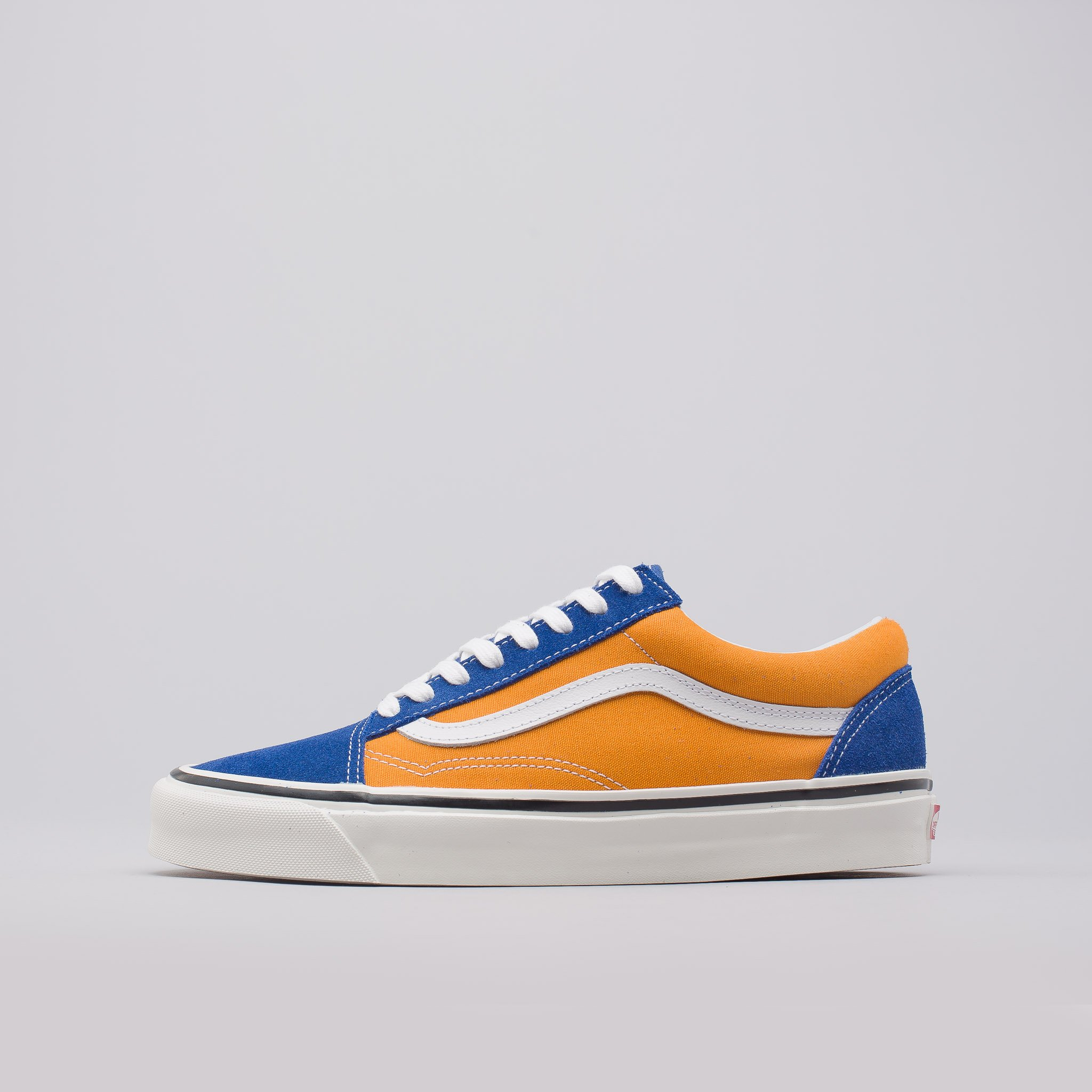 Old Skool 36 DX Anaheim Factory in OG Blue | Old skool, Blue