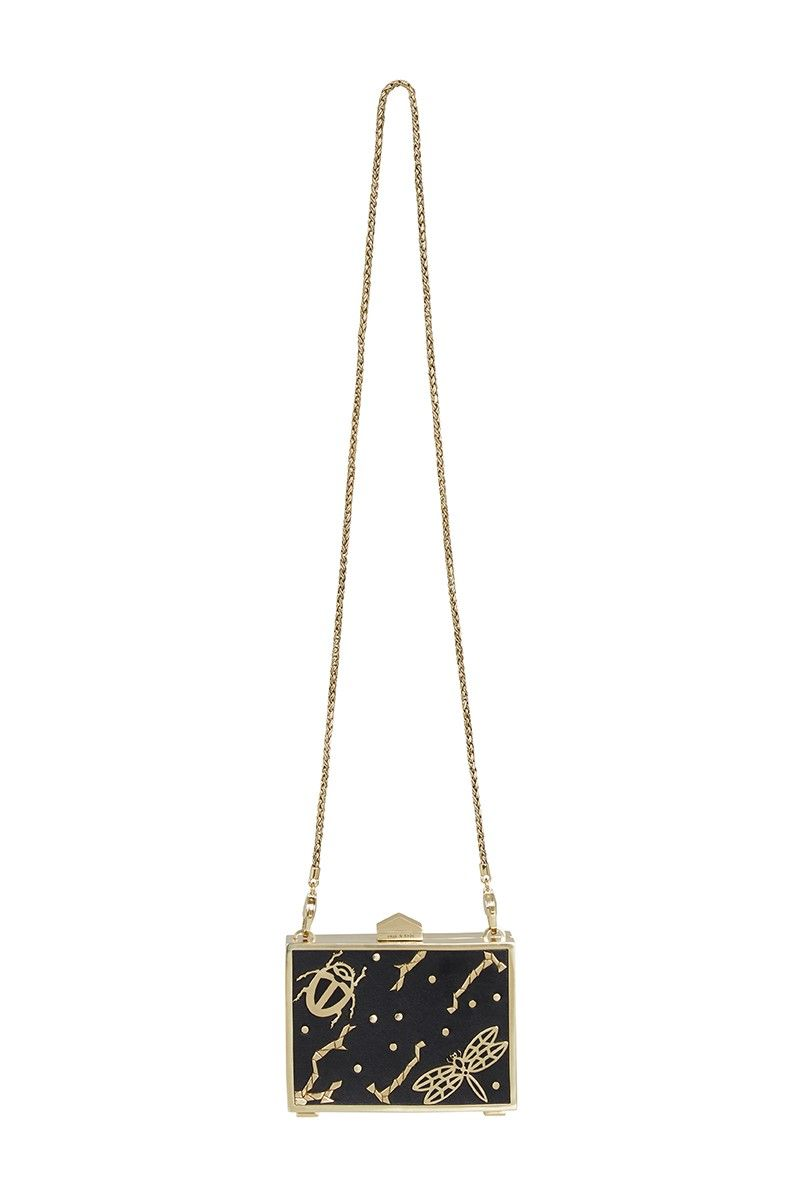 "Box Clutch; Sass & Bide ""The Duo"" $650.00"
