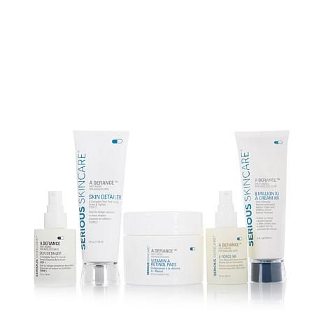 Serious Skincare Project Age Defy 7978694 Hsn Skin Care Age Defying Defying