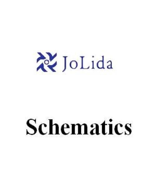 Jolida SJ-502 & SJ-302 , Original Schematic for service