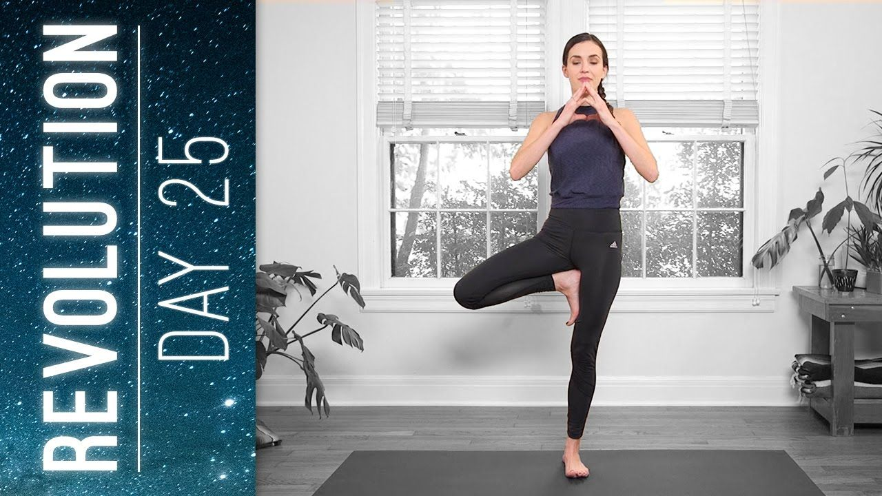 Revolution - Day 25 - Root Practice | Yoga with Adriene, 18