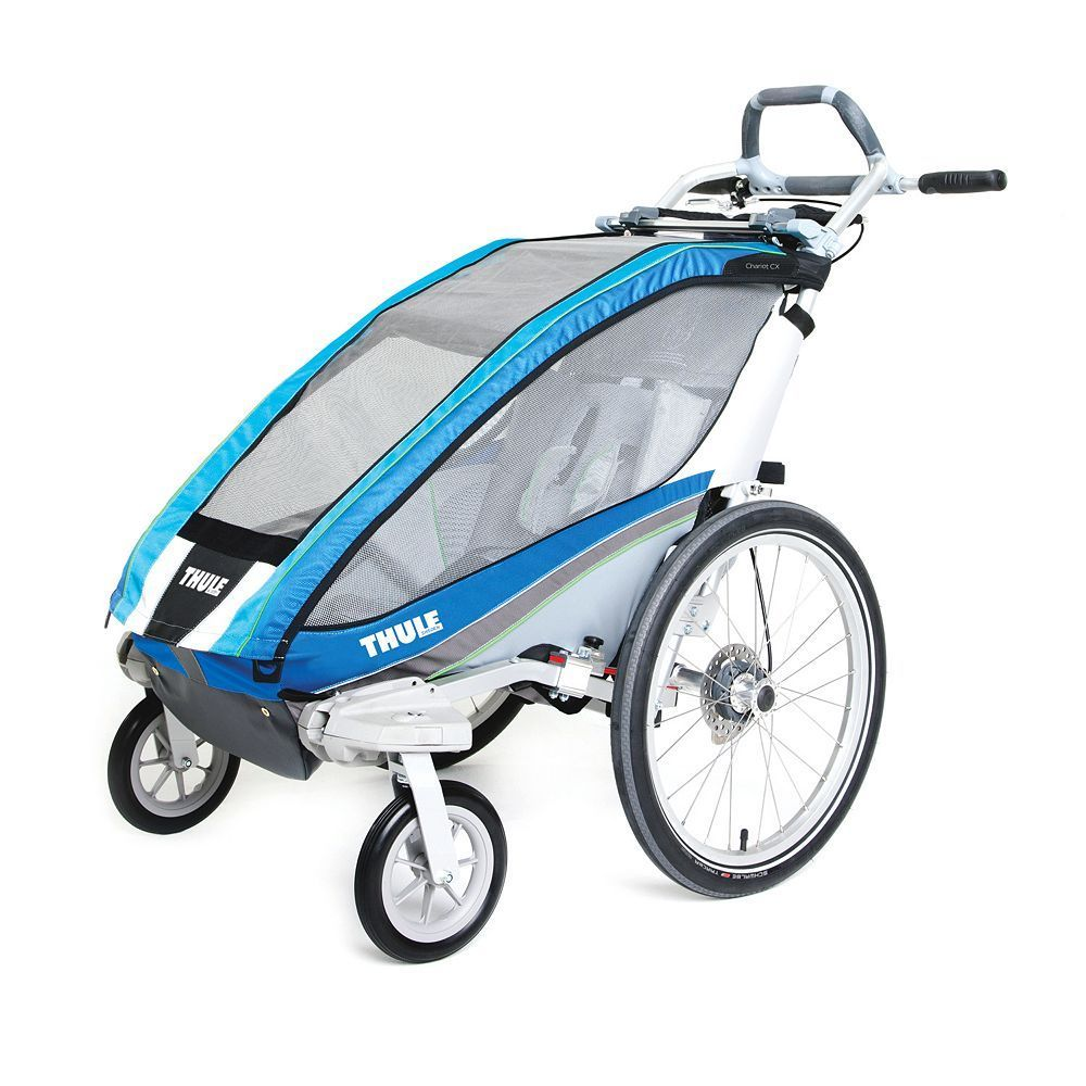 Thule Chariot Cx 1 Multi Sport Child Carrier Stroller Single Stroller Jogging Stroller Baby Gear