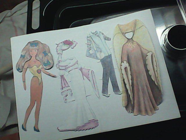 Фотографии Бумажные куклы 89 альбомов Бумажные куклы