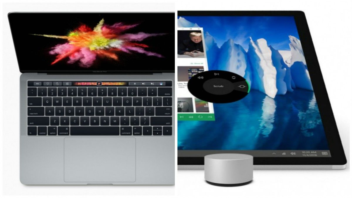 Apple Vs Microsoft Who Wants Filmmakers More Podcast Surface Studio Filmmaking Newest Macbook Pro
