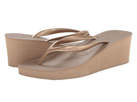 Havaianas High Fashion Flip Flops Grey Zappos Com Free Shipping Both Ways Flip Flops Style Womens Gold Sandals Fashion