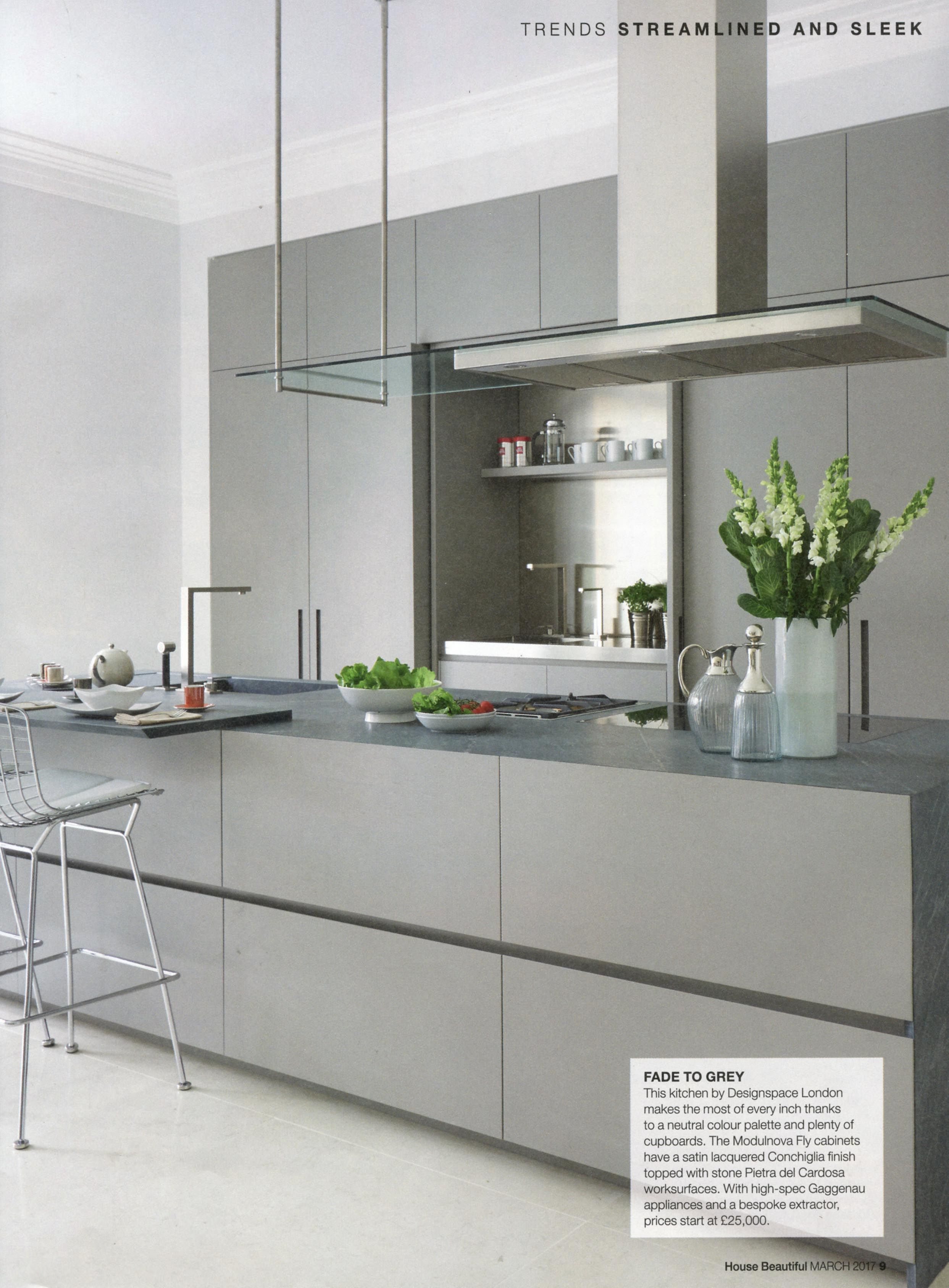 This Luxurious Kitchen Fitted With Modulnova Fly Cabinets Is By Designspace London Http House Beautifulflycabinets
