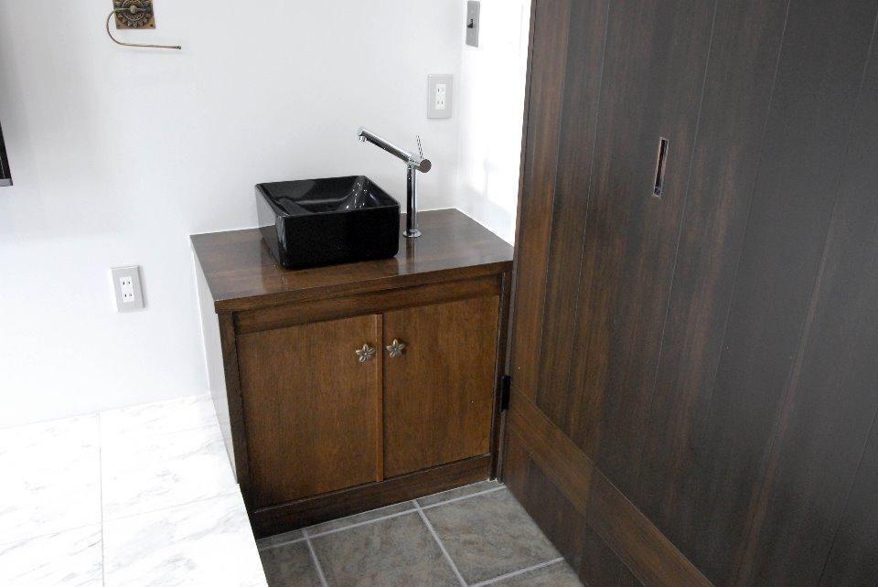 Photo of あると便利!玄関近くにある洗面スペース事例集 – Yahoo!不動産おうちマガジン