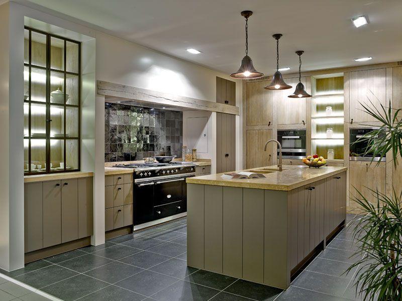 Huis Donker Hout : Erg mooie combi van licht donker en hout decoratie t huis