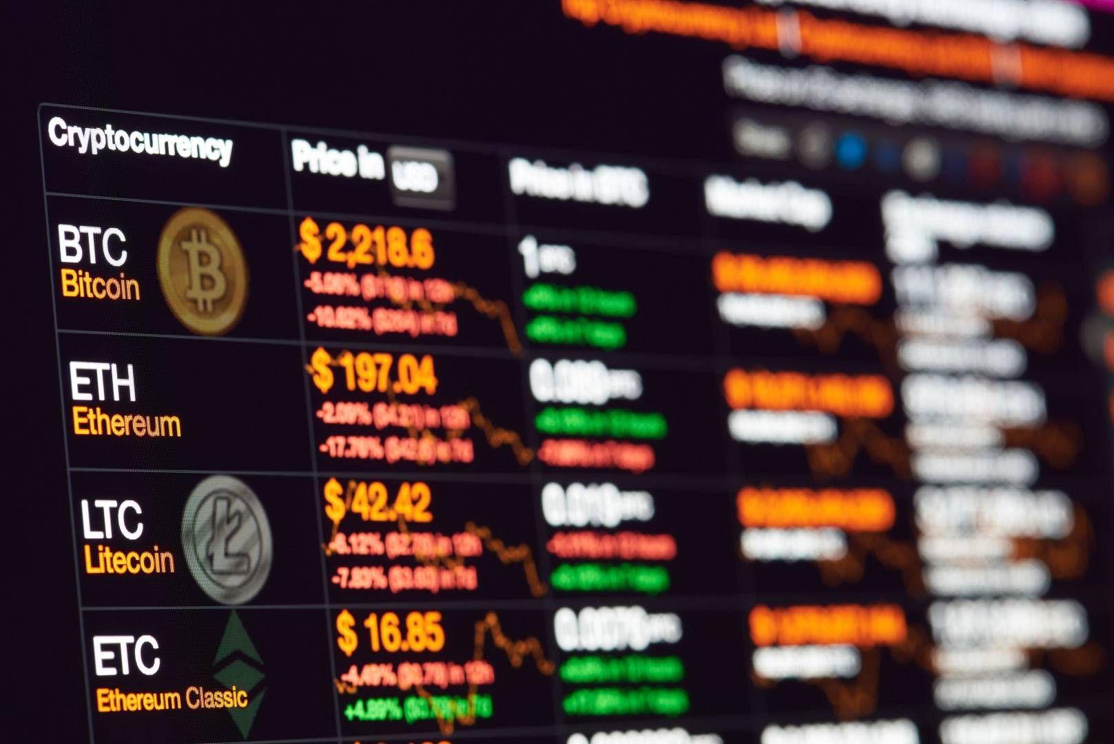 ico inversión crypto manual de negociação on-line