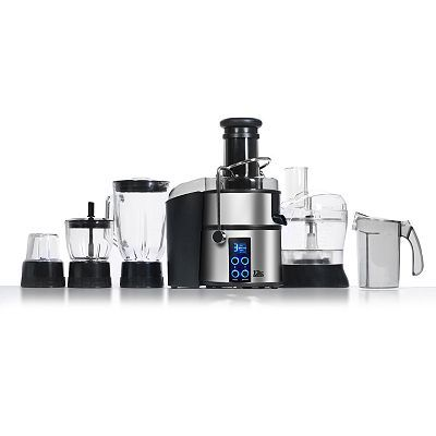 Elite Platinum 5-in-1 Food Processor & Blender