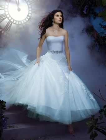 Alfred Angelo Bridal Style 226 from Disney Fairy Tale Bridal | Every ...