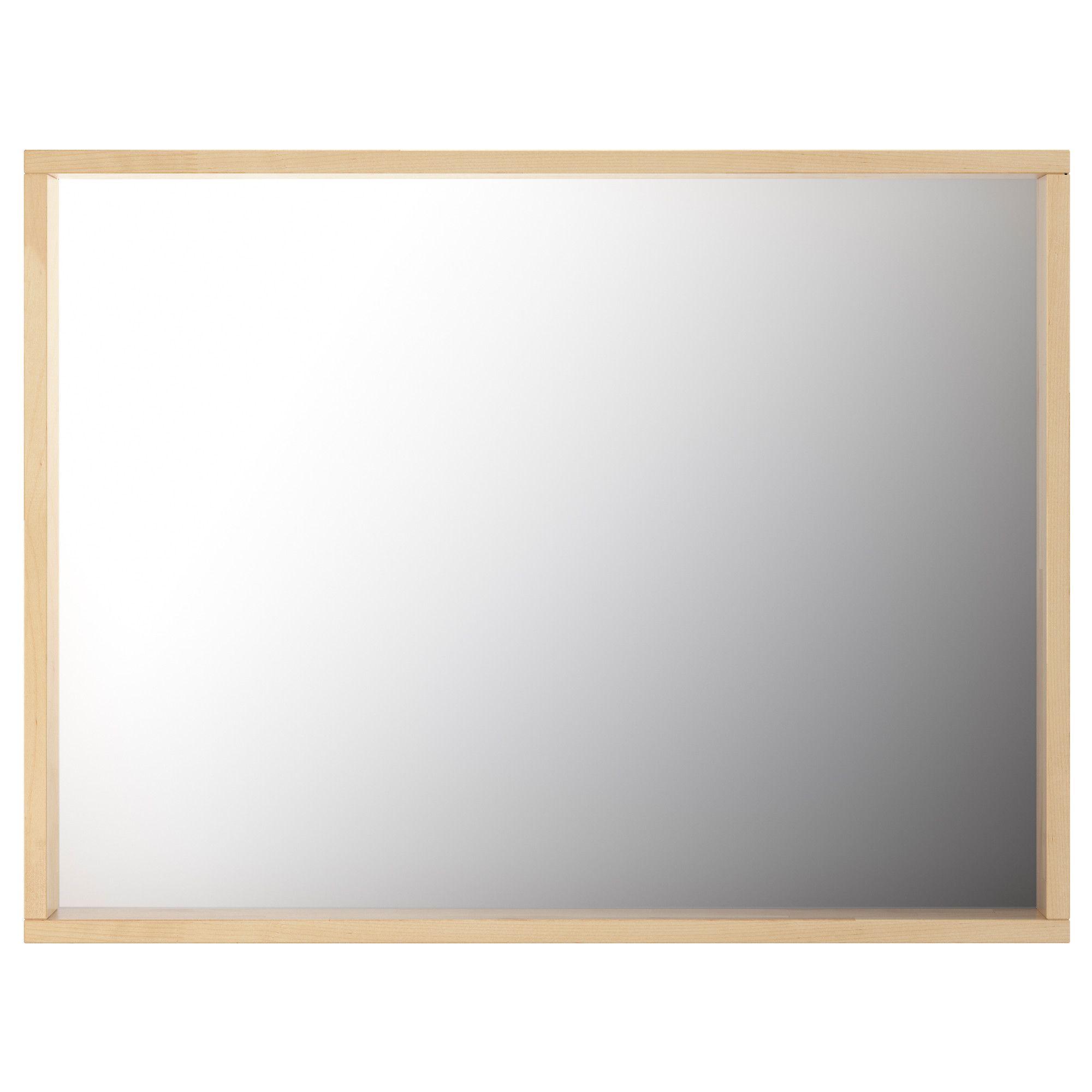 molger miroir rebords bouleau ikea id es appart nantes pinterest rebord miroirs et. Black Bedroom Furniture Sets. Home Design Ideas