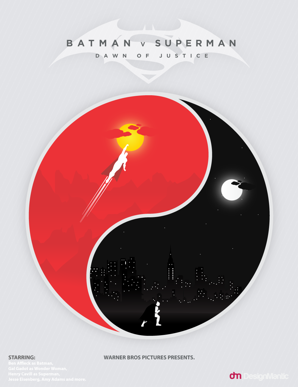 Poster design trends - Budding Trends In Poster Design With 2016 Movies In Spotlight Http
