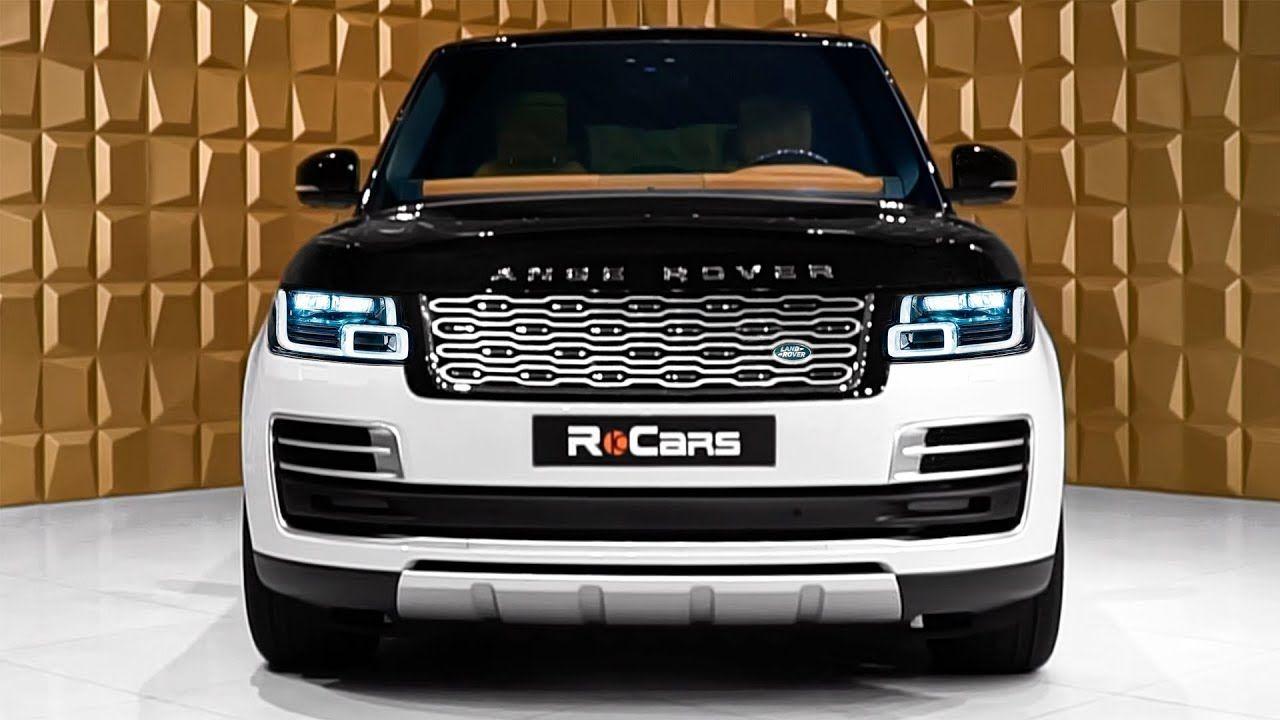 2020 Range Rover SV Autobiography L V8 Luxury SUV in