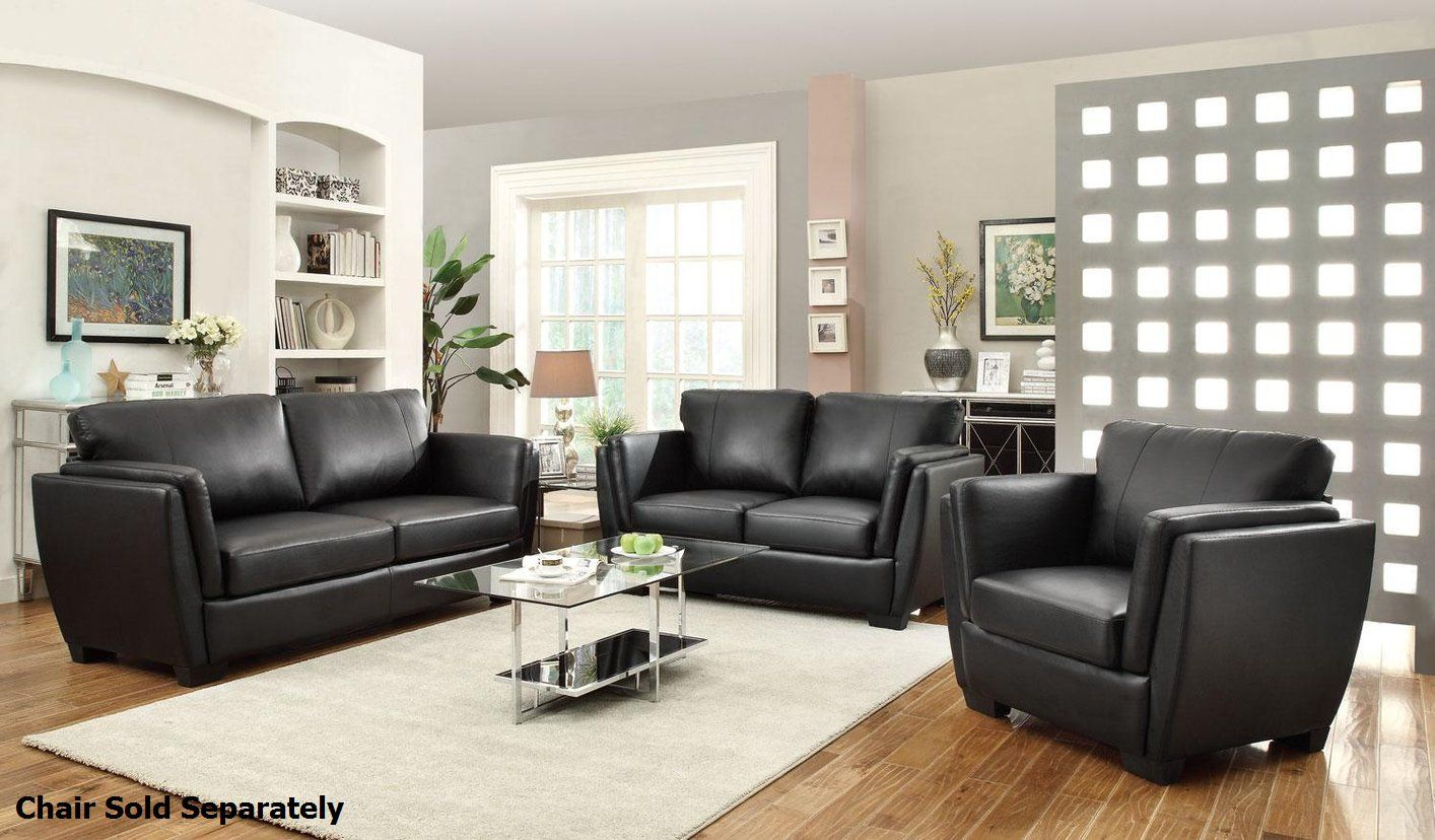 Leather Sofa And Loveseat Combo Fancy