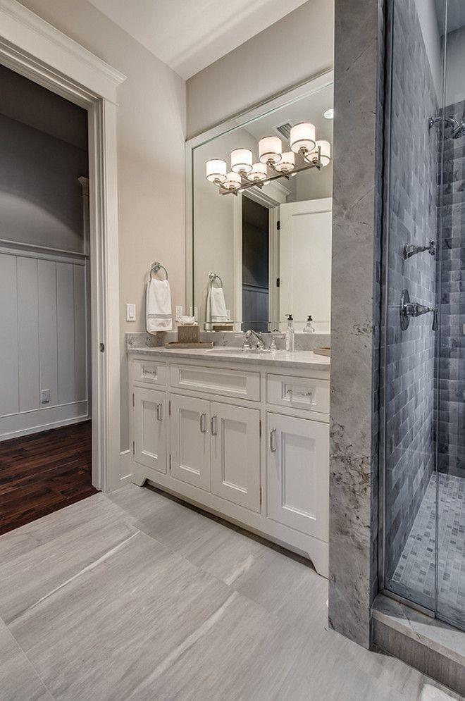 Best Grey Paint Colors For Bathroom