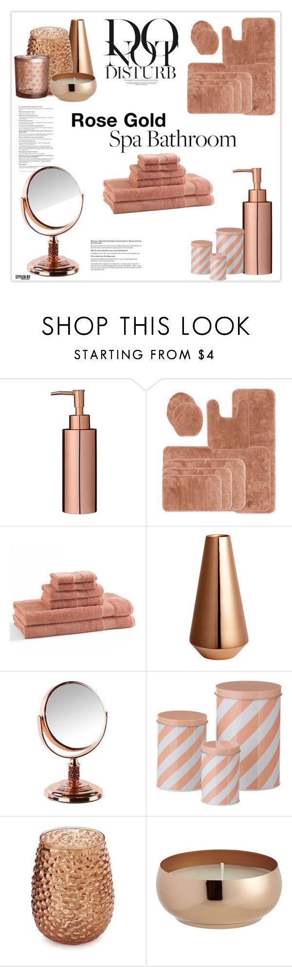 Rose Gold Bathroom Decor By Marion Fashionista Diva Miller
