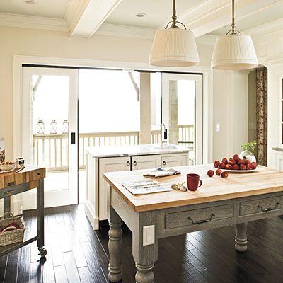 Southern Living Georgia Idea House Retractable Glass Wall - Hemlock Springs Idea House Tour - Southern Living