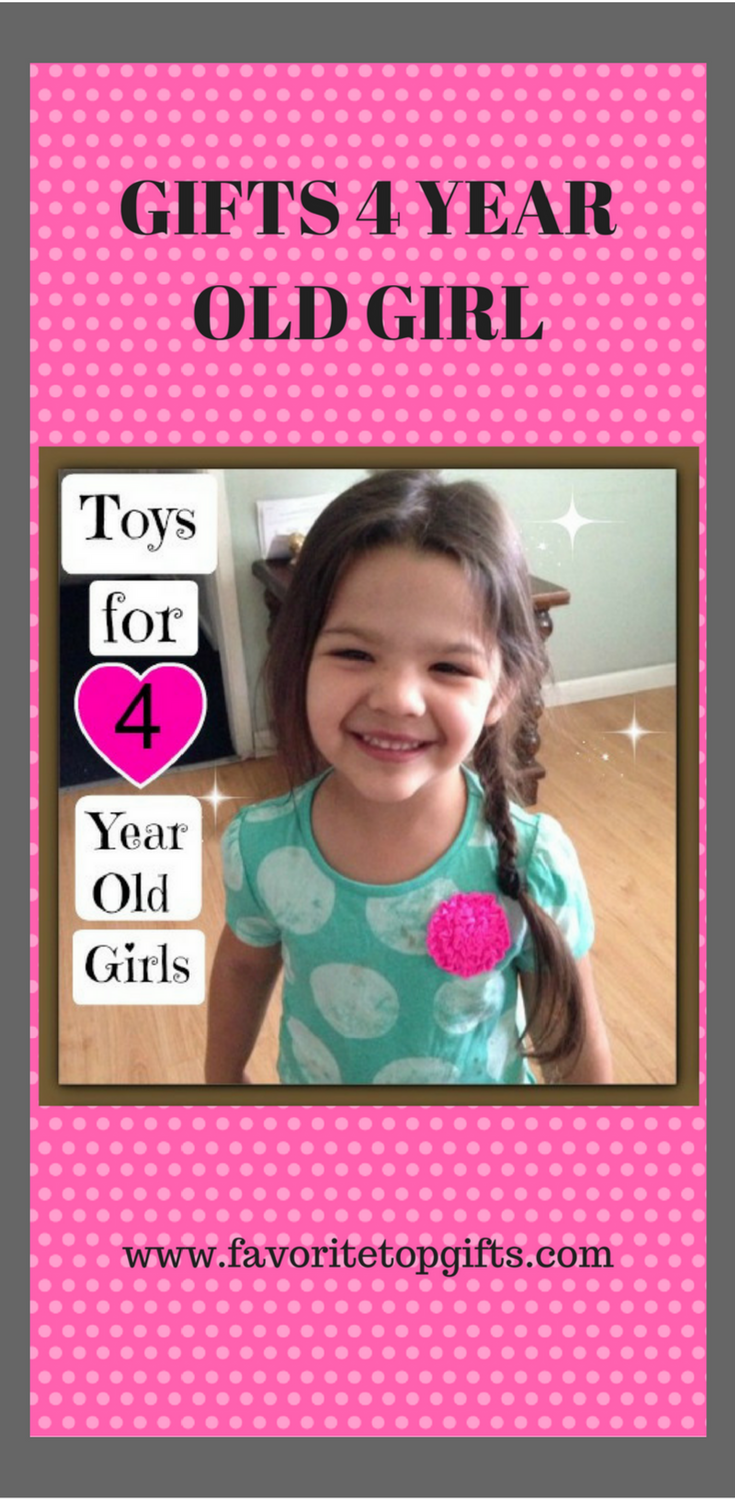 Here You Can Find Gifts That 4 Year Old Girls Love These Are Some Of My Nieces Favorite Toys