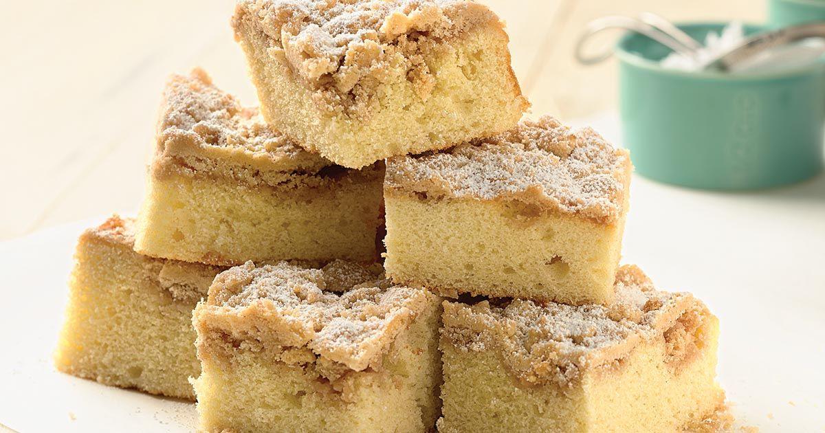 Coffee Cake Recipe King Arthur: Self Rising Flour Coffee Cake