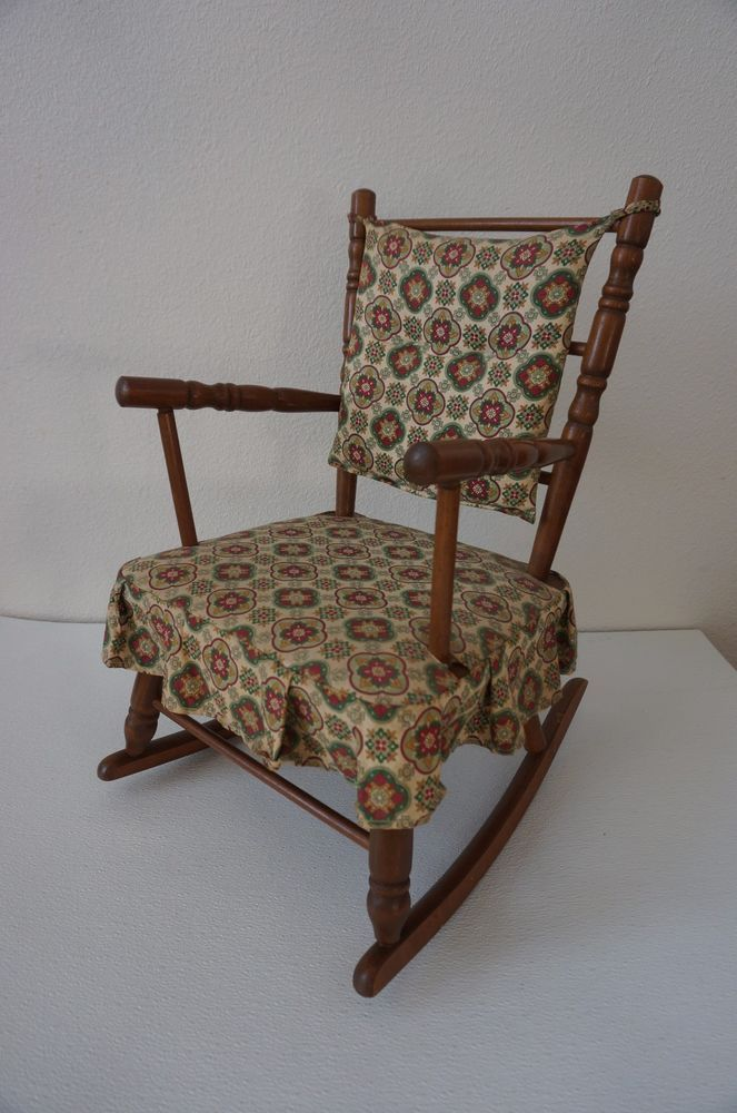Hedstrom - Union CO. Children\'s Rocking Chair Stunning Vintage Look ...